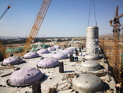350m³发酵罐