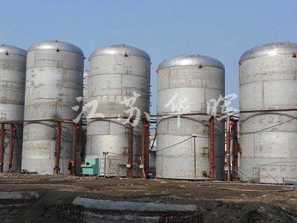 660m³发酵罐